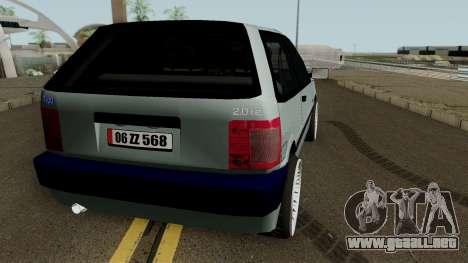 Fiat Tipo 2.0 i.e. para GTA San Andreas
