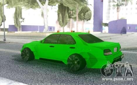 Nissan Cedric WideBody para GTA San Andreas