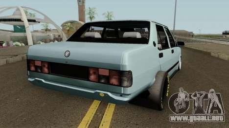 Drag Tofas para la visión correcta GTA San Andreas