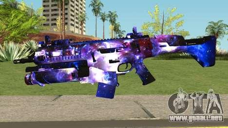 Call of Duty Infinite Warfare: OSA Black Sky para GTA San Andreas