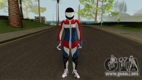 GTA Online Skin (Alice) para GTA San Andreas