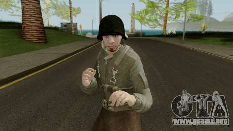 Skin Random 103 (Outfit WW2) para GTA San Andreas