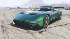 Aston Martin Vulcan 2015 [add-on] v1.1 para GTA 5