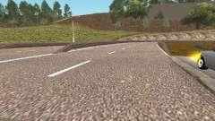 Carretera HD GTA Penal de Rusia para GTA San Andreas