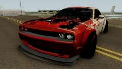 Dodge Hellcat Blood