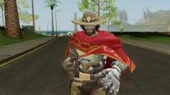Skin Mc Cree Pack (Overwatch) para GTA San Andreas