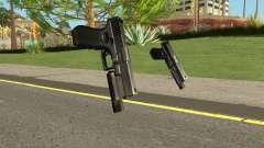 Cry of Fear - Glock 19 With Flashlight para GTA San Andreas