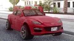 Mazda RX-8 FE3S para GTA San Andreas