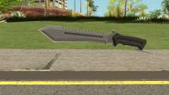 New Knife HQ para GTA San Andreas