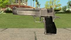 Uncharted Drake Fortune: Desert Eagle para GTA San Andreas
