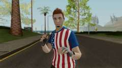 GTA Online 1.15 DLC Skin para GTA San Andreas
