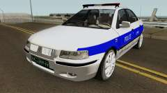 IKCO Samand Police LX-v2 para GTA San Andreas