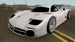 Nissan R390 GT1 1998 para GTA San Andreas