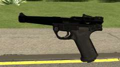 Call of Duty: MWR Pistol (Desert Eagle) para GTA San Andreas