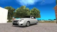VAZ 2170 IVF para GTA San Andreas