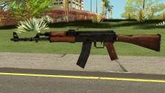 AVA AK47 para GTA San Andreas