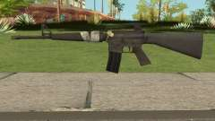 Colt Model 715 Bad Company 2 Vietnam para GTA San Andreas