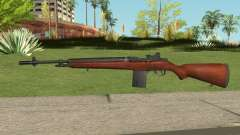 New Rifle HQ para GTA San Andreas