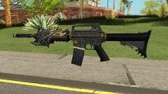 M4A1-S Beast para GTA San Andreas