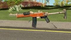 PS2 LCS Beta Ruger para GTA San Andreas