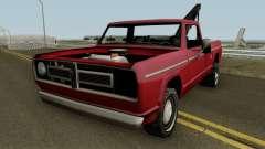 Old Towtruck para GTA San Andreas