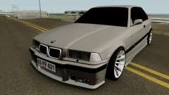 BMW E36 MPOWER para GTA San Andreas