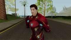 Tony Stark Infinity War para GTA San Andreas