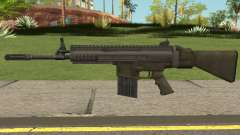SCAR-H (Soldier of Fortune: Payback) para GTA San Andreas