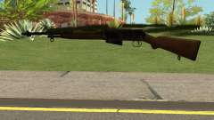 COD-WW2 - Karabin Stock para GTA San Andreas