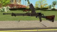 Type-99 Light Machine Gun para GTA San Andreas