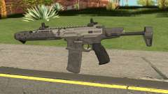Call of Duty MWR: Lynx CQ300 para GTA San Andreas