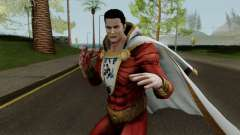 Shazam From DC Unchained para GTA San Andreas