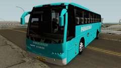 Parasuram Ac Air Volvo Bus para GTA San Andreas