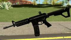 Contract Wars M4A1 Custom para GTA San Andreas