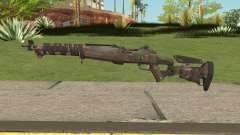 Call Of Duty Black Ops 3: MX Garand para GTA San Andreas