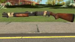 Remington 870 Bad Company 2 Vietnam para GTA San Andreas