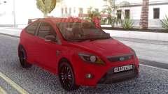 Ford Focus RS Red para GTA San Andreas