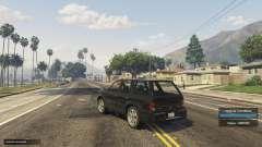 Stealing Cars 1.5 para GTA 5