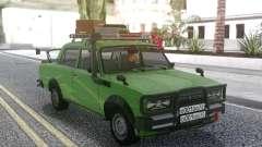 2107 SUV para GTA San Andreas