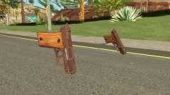 Colt 45 Lowriders DLC para GTA San Andreas