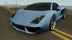 Pegassi Vacca from GTA V - SA Style para GTA San Andreas