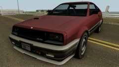 Dinka Blista Compact para GTA San Andreas