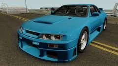 Nissan Nismo Skyline GT-R LM 1995 para GTA San Andreas