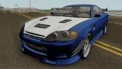 Bollokan Prairie Custom GTA V para GTA San Andreas