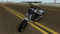Liberty City Customs Avarus Version Final GTA V para GTA San Andreas