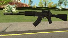 Battle Carnival AK-47M para GTA San Andreas