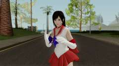 Kokoro (Sailor Mars) From DOA5LR para GTA San Andreas