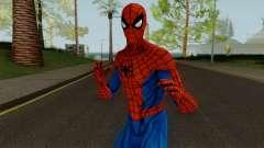 Spider-Man PS4 Classic Skin para GTA San Andreas