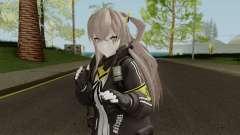 UMP45 (Girls Frontline) para GTA San Andreas
