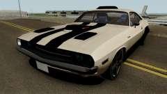 Dodge Challenger RT 1970 Tuned para GTA San Andreas
